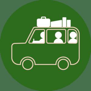 Gäste-Transport